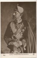 Le Roi Ferdinand De Roumanie Cliché C. Chusseau Flaviens  Galerie Patriotique WWI Allied - Roumanie