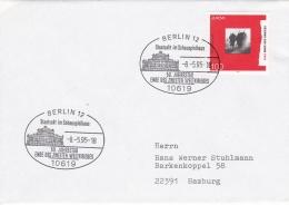 Germany Plain FDC 1995 Europa CEPT (G60-80) - FDC: Buste