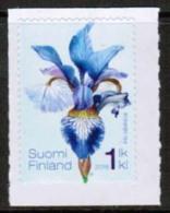 2016 Finland Siberian Iris Flower Mnh.