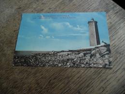 CPA De Fermanville (Manche) - Le Phare Du Cap Levy - N°4176 - Daté 1931 - France