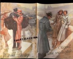 Vêtement KLEPPER Ancêtre Du K-WAY 15 Pages Très Bon état - Publicités