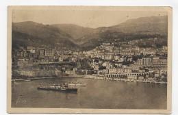 MONTE CARLO - N° 104 - LE PORT - CPA NON VOYAGEE - Harbor