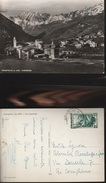 7870) CHAMPOLUC PANORAMA VIAGGIATA 1953 - Italia