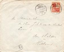 5.8.27 Brief Van SOLO Naar Den Helder - Niederländisch-Indien