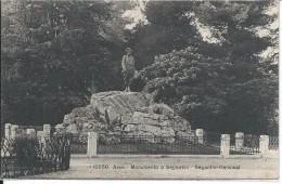 GIL991 - ARCO - MONUMENTO A SEGANTINI - F.P.  VIAGGIATA 1916 - Other Cities