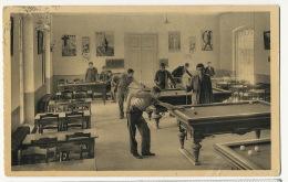 Institut St Victor Alsemberg Beersel Timbrée  Vers Meire Edit Thill Salle De Jeux  Billard Billiard - Beersel