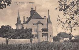 SUISSE - CRESSIER - Le Château - NE Neuchâtel