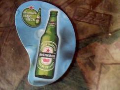 Sous Bock  Publicitee Biere Nheineken - Sous-bocks