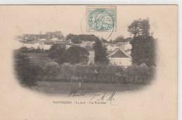VAUVILLERS  -  Le Jard  -  Les Tourelles   -  Timbrée 1906 - France