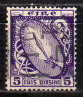 IRLAND 1922 - MiNr: 47 Used - 1922-37 Irischer Freistaat