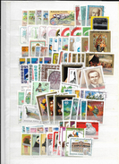 Hungary, Modern (5 Scans) - Timbres