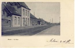 Herent La Gare 1909 - Herent