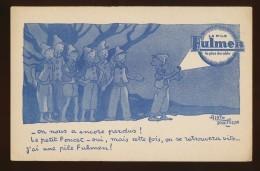 Buvard -  La Pile FULMEN - Blotters