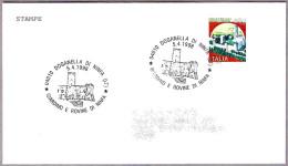 CASTILLO - CASTLE. Giardino E Rovine Di Ninfa. Doganella Di Ninfa, Latina, 1998