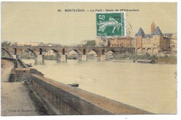 MONTAUBAN - Le Pont - Quai De Villebourbon - Montauban