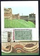 Y/T N° 1832 Sur CM - ARPHILA 75 - Paris - Graphisme  - 19.4.1975. - 1970-79