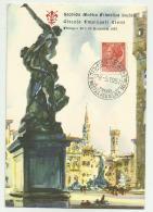 SECONDA MOSTRA FILATELICA SOCIALE LIRE 10 - 1946-60: Usati