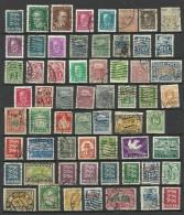Estland Estonia 1918/1940, 61 Various Stamps/ 61 Verschiedene Marken O - Estland