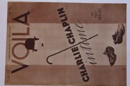 Revues VOILA N°164 Du 12 Mai 1934 - Books, Magazines, Comics