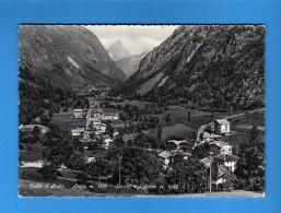 Valle D´Aosta -   ANTEY St. Andrè.   Sfondo CERVINO.  Vedi Descrizione. - Italia
