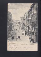 Bulgaria PPC Sophia Lege Street 1906 - Bulgarien