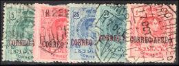 Spain 1920 Air Set Fine Used. - 1889-1931 Royaume: Alphonse XIII