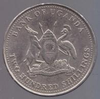 @Y@     200 Shilling  Oeganda / Uganda  2003     (3225) - Oeganda