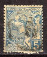 MONACO 1891 - MiNr: 13  Used - Gebraucht