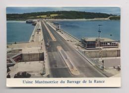 Usine Marémotrice Du Barrage De La Rance (35 - Ile Et Vilaine) - Centrale électrique - Altri Comuni