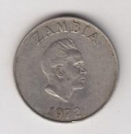 @Y@     10 Ngwee   Zambia  1972      (3232) - Zambia