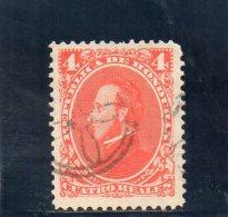 HONDURAS 1878 O - Honduras
