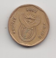 @Y@    20 Cent  Aforika  2008    Borwa         (3238) - Zuid-Afrika