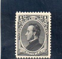 HONDURAS 1878 * 2 SCAN - Honduras