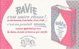 RAVIE C'est Autre Chose !.. - Buvards, Protège-cahiers Illustrés