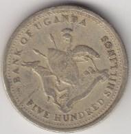 @Y@     500 Shillings  1998  Oeganda / Uganda      (3245) - Ouganda