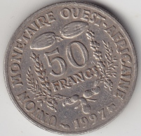 @Y@    50 Francs  Centraal Afrika  1997      (3246) - Munten