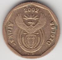 @Y@    10  Cent  Afrika  2002    Dzonga     (3249) - Zuid-Afrika