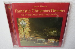 """CD """"Fantastic Christmas Dreams"""" Top Wellness Music For A Merry Christmas, Lynette Thomas - Chants De Noel"""