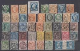 Frankreich Lot Klassik Gestempelt Ansehen !!!!!!!!!!!!!!!!!!!!!!! - Briefmarken