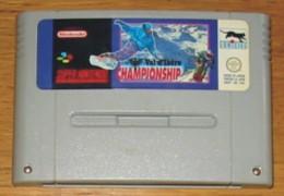 Tech Jeu Championship Val D'Isère Pour Super Nintendo - Nintendo 64