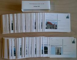 Germany 1989 / Ganzache / Postal Stationery / COMPLETE YEAR / 180 Pcs - [7] République Fédérale