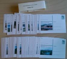 Germany 1993 / Ganzache / Postal Stationery / COMPLETE YEAR / 102 Pcs - [7] République Fédérale