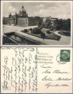 Sachsen Leipzig - Reichsgericht  SStmp.  Gelaufen 1937 - Leipzig