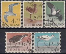 HOLANDA 1961 Nº733/37 USADO - Periodo 1949 – 1980 (Juliana)