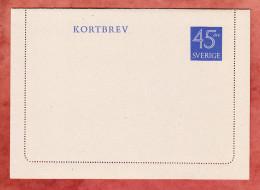 Kartenbrief, K 38 Ziffer, Ungebraucht (33046) - Ganzsachen