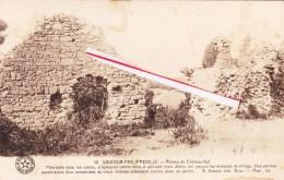 SAUTOUR-PHILIPPEVILLE - Ruines Du Château-fort - Philippeville