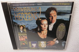 "CD ""Verwirrungen Des Herzens 2"" Orig. Soundtrack Zur ZDF-Serie - Soundtracks, Film Music"