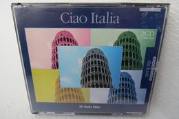 "2 CDs ""Ciao Italia"" 36 Italo Hits - Autres - Musique Italienne"