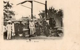 TONKIN - Hanoï - Marché - Viêt-Nam