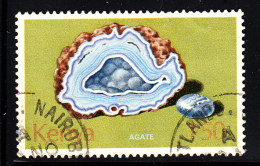 Kenya Used Scott #106 1.50sh Agate - Kenya (1963-...)